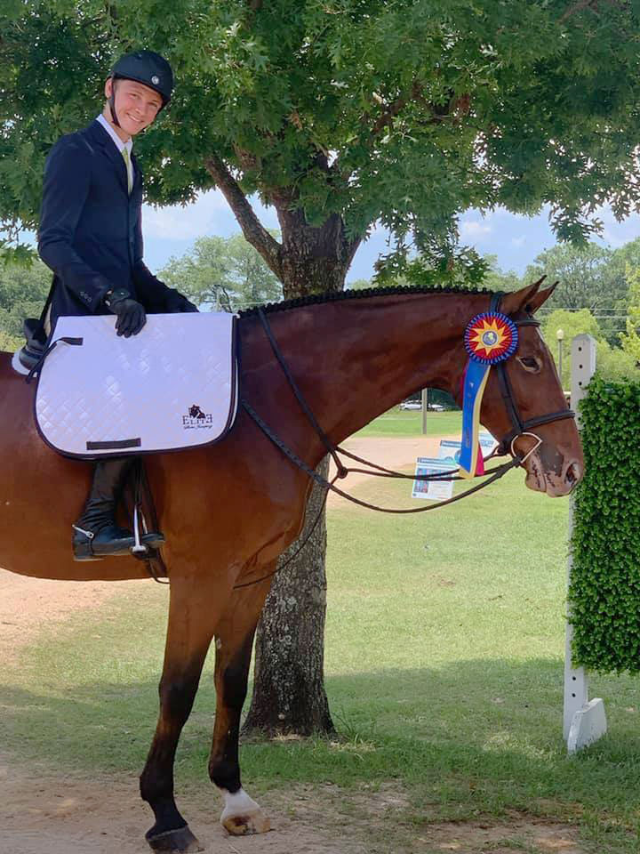 Local Equestrian Earns National Honors Out of the Saddle